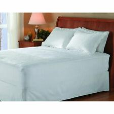 Sunbeam Non-Woven Thermofine Heated Electric Mattress Pad