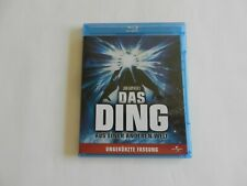 DVD - John Carpenter - Das Ding aus einer anderen Welt - Kult Klassiker