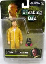 """Breaking Bad Jesse Pinkman Figura De Cocinero Amarillo Traje De 6"""" NUEVO Mezco"""