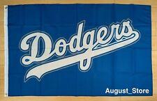 LA Los Angeles Dodgers 3x5 ft Flag MLB