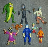 SCOOBY DOO - JOB LOT BUNDLE FIGURES - A5