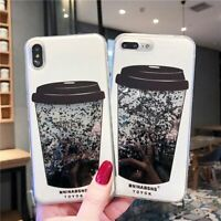 Quicksand Soft TPU Silicone Case Cover Skin For iPhone 6 6s 7 8 PLUS XS Max XR X