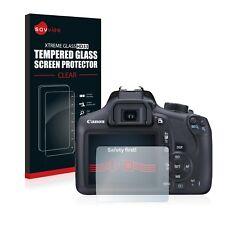 Protector Pantalla para Canon EOS 1300D Cristal Templado Vidrio