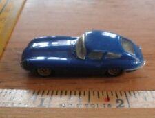 Jaguar 1989 Monogram diecast plastic car mini exacts 1:87