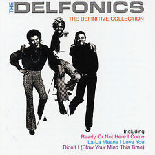 Delphonics - The Definitive Collection -  CD