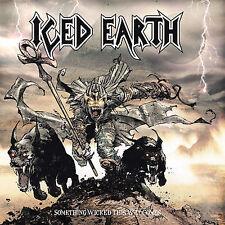 Something Wicked This Way Comes CD + 3 bonus tracks DIJIPACK ICED EARTH