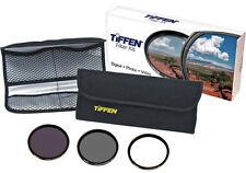 Tiffen 72mm Digital Essentials Filter Kit *NEW* 72DIGEK3