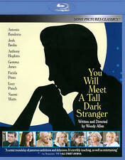 You Will Meet a Tall Dark Stranger (Blu-ray Disc, 2011, Canadian French)