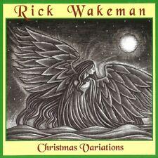 Rick Wakeman Christmas Variation CD