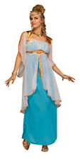 Adult Helen Of Troy Costume Greek Goddess Roman Toga Party Adult Standard Size
