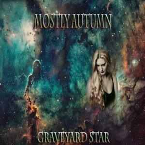 MOSTLY AUTUMN - Graveyard Star sealed cd digipak 2021 UK CELTIC PROGROCK