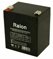 Raion Power RG1250T2 12V 5Ah SLA Battery