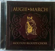 Augie March - Moo , You Bloody Choir - CD
