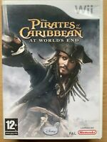 Pirates of the Caribbean for Nintendo Wii at World's End Video Game