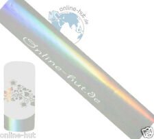 Transferfolie Transparent-Schimmer Hologramm, Nageldesign, Nailart, Nr.TRF-102