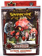 Warmachine - Khador Extreme Juggernaut Heavy Warjack - PIP 33115