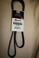 Serpentine Belt-Premium OE Micro-V Belt Gates K060696 FREE SHIPPING in the USA