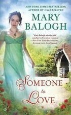 NEW Someone to Love By Mary Balogh Paperback Free Shipping