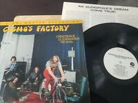 Creedence Clearwater Revival Cosmo's Factory Audiophile MFSL LP Original Master