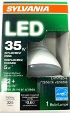 Sylvania Flood LED Bulb 5W 2700K 325 Lumens Dimmeable LED5R20/DIM/827/G2/RP
