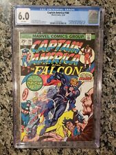 Captain America #180 CGC 6.0 - 1st Nomad   a great pressable candidate