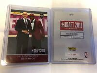 2018-19 PANINI INSTANT DRAFT NIGHT #DN7 COLLIN SEXTON CLEVELAND CAVS RC SP #/171