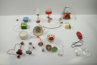 Neuware Beleuchtungssockel //Häuserbeleuchtung für Modellbahn und Puppenstuben