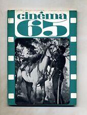 CINÈMA 65-Le Guide Du Spectateur N. 95#Federation Francaise des Cinè Clubs 1965
