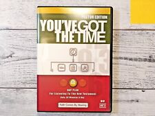You've Got the Time 40 Day Plan New Testament (MP3, NRSV) Faith Comes By Hearing