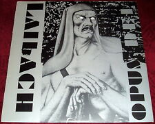 LAIBACH..OPUS DEI..VINYL LP EX 1987 MUTE STUMM 44 WITH INNER SLEEVE