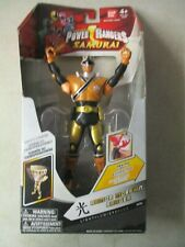MIB POWER RANGERS SAMURAI ARMOR MORPHIN RANGER LIGHT BANDAI 2011