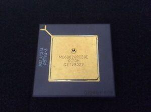 MC68030RC20B Microprocessor 1 PC Motorola 68020 ''UK COMPANY SINCE1983 NIKKO''