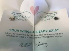 Origami Owl July Charm Of The Month HTF Take A Leap Of Faith