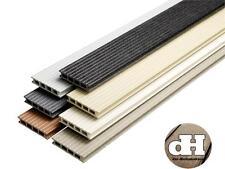 28 x 150 mm WPC-Terrassendielen 6 verschiedene Farben Kombiprofil UPM-Profi-Deck