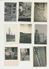 La raccolta foto 9 pezzi 2.wk misto (j960)