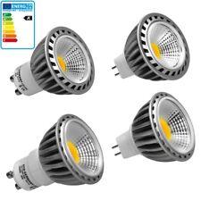 Base COB GU10 MR16 4W 6W 9W LED spot lampe blanc chaud neutre froid ampoule bulb
