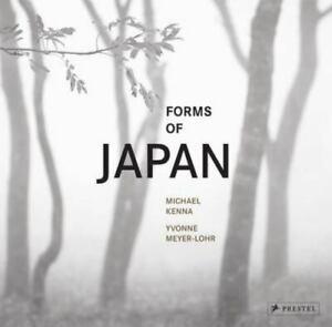Michael Kenna: Forms of Japan, Kenna, Michael,Meyer-Lohr, Yvonne, Good Book