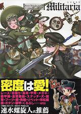 Honjou Raita Art Works I - Militaria -