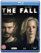 The Fall Complete Series 3 Blu Ray All Episodes Third Season Original UK Release