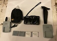 Canon PowerShot SX710 HS 20.3MP Digital Camera - Black With Accessories