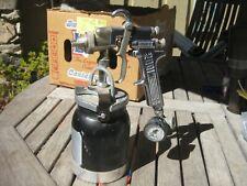 Binks 2001 Professional Spray Gun With Cup