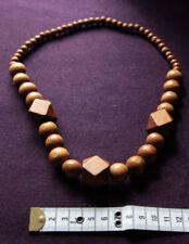 Less than 30 cm Wooden Costume Necklaces & Pendants