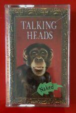 TALKING HEADS NAKED CASSETTE TAPE