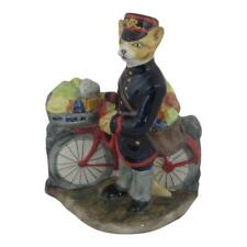 Bairstow Manor Pottery Postie the Cat Cats of the Manor Series