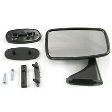 CLASSIC MINI TEX BLACK DOOR MIRROR L/H M68991E N/S AUSTIN MORRIS COOPER 8D3