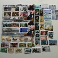 50 Different Solomon Islands Stamp Collection