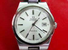 CIRCA 1973  AUTHENTIC  WOMEN'S  OMEGA  GENEVE   AUTOMATIC  SERVICED  CLEAN