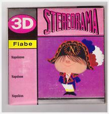 STEREORAMA  NAPOLEONE  DA FILM  IN  ITALIANO   FS 51 - 52 - 53 - 54  VIEW MASTER