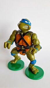 "TMNT Turtles Vintage - Large GREEN Figure Display Stands 1.5"" - Brand NEW!"
