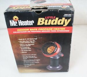 NICE Mr. Heater MH4B Portable Propane Little Buddy Heater   3,800 BTU/HR